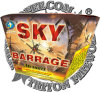 Sky Barrage 36 Shots Fan Cake Fireworks Lowest Price
