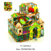 China Used Portable and Cheer Playground Equipment Indoor for Kids (TY-150703-2)