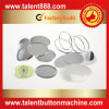 Talent Button Factory Oval 45X65mm Mirror Button