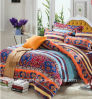 Wholesale 100% Cotton Printed Bedding Set Made in China