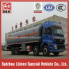 8X4 Foton Auman 33.8cbm Chemical Liquid Tank Truck