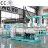 Touch Screen Controlled Floating Feed Single Screw Extruder
