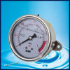 Seismic Pressure Gauge for Water Treatment