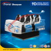 9d Cinema Dynamic Virtual Reality Amusement Park Game Machine