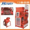 Hr 2-10 Simenes Motor Clay Soil Earth Interlocking Brick Making Machine in South Africa