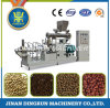 Dry type floating fish feed pellet machine