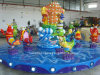 Large Childrenindoor Playgrounds Equipment for Undersea Paradise Carousel Category (NC-LE02)