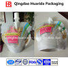 Custom Printed Stand up Spout Pouch for Body Lotion