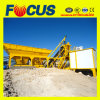 Automatic Cement Bathching Plant Mobile Concrete Batching Plant (YHZS25)