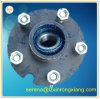 Trailer Cast Part Casting Hub Bearing with Wheel Hub