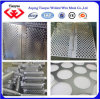 Most Popular Ss 302 Round Hole Perforated Metal Sheet (TYB-0030)