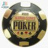 New Design Soft Enamel Poker Gold Metal Souvenir Medallion Coins