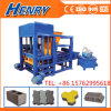 Qt4-25 Block Machine Cement Brick Making Machine Price in India