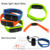 OLED Display Bluetooth 4.0 Smart Bracelet for iPhone and Android