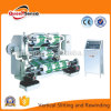 Paper and Film Cutting Machine with Vertical Slitting