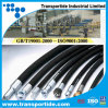 Extremely High Pressure Hydraulic Hose R13 with SAE Standard