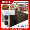 Energy Saving 1000kg Per Batch Type Vegetable Dryer