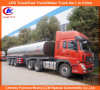 3 Axle 25000liters Insulted Milk Tank Semi Trailer