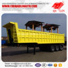 Heavy Duty Tractor Head 70 Tons Tipper Semi Truck Trailer
