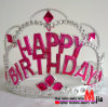 Fashion Jewelry Chindren Tiara Plastic Crown (SBL633)