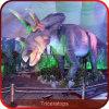 Museum Professional Animatronic Dinosaur Manufacturer