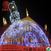 LED Lighting Gaint Ball Motif Light for Christmas Outdoor Decoration
