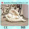 Resin Angel Figure Crafts Lying Wing Angel Table Decoraiton