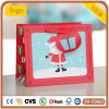 Christmas Red Old Man′s Paper Bag, Gift Paper Bag