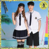 2017 Wholesales Unsex Latest Design School Uniform with Tie