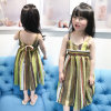 Little Girl′s Dress, Cute Skirt, Baby′ Garmment
