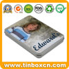 Personalized Customized Photo Pencil Box Tin Case Metal Pencil Tins