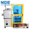 Automatic Horizontal Big Wire Electric Motor Stator Coil Winding Machine