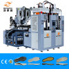 Vertical 2 Colour TPR TPU PVC Outsole Injection Moulding Machine