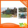 Wonderful Cool Blow up Outdoor Pool Plastic Water Slide Tubes Amusement Park for Sale