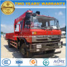 Hot Sale 5 Tons Telescopic XCMG Crane 10 Tons Truck Mounted with Crane