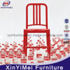 Cheap Plastic Stacking Navy Chair