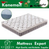 Gel Memory Foam Pillow Top Spring Mattress Vacuum Compress Package to Save Space