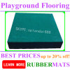Child Flooring Outdoor Playground Rubber Tiles