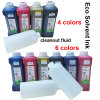 1.8m Digital Vinyl /Sticker /Flex Banner Eco Solvent Printing Machine