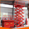 2000kg Hydraulic Electric Stationary Scissor Lift