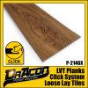 CE Certified Click Lock PVC Vinyl Floor Tiles (P-2146)