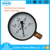 Pressure Gauge Manufacturer 100mm Steel Case General Pressure Gauge