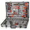 2014 Best Selling -118PCS Tools Kit Blacken Plated in Alumium Case