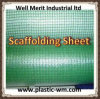 Monofilament Tarpaulin Polyethylene Scaffolding Sheet