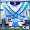 Movable and Adjustable Pipe and Drape for Wedding Decoration