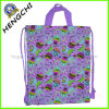 Cotton Shopping Bag with Double Draw String (HC0164)