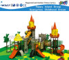 Castle Series Multifunctional Playground with Fitness Equipment Hf-15601