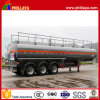 Hot Sale 3 Axles Capacity Optional Fuel Tanker Semi Trailer