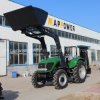 100HP Farming Tractor with Front Loader