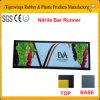 2015 Advertising Nitrile Rubber Bar Runner